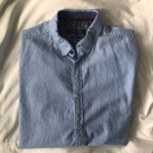 Men's Zara Oxford